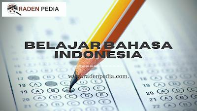 Latihan Soal PAT Bahasa Indonesia kelas 5 - www.radenpedia.com