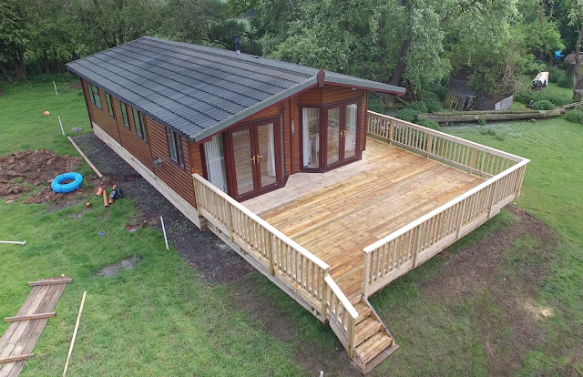 Timber  decking Cheshire