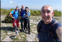 Arnaba mendiaren gailurra 1.248 m. - 2018ko maiatzaren 6an