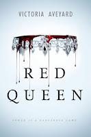 Reseña La reina roja por Victoria Aveyard