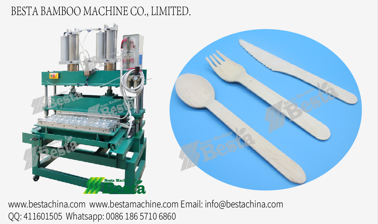 Wooden Spoon, Cutlery Equipment , Ice cream stick machine