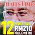Tenangnya Najib Berbanding Mahathir Dan Anwar