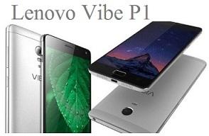 Lenovo VIBE P1(4G, 1.5 GHz Snapdragon, 2GB RAM,32 GB ROM, 5.5″ Full HD, 4900 mAh) for Rs.15499 Only