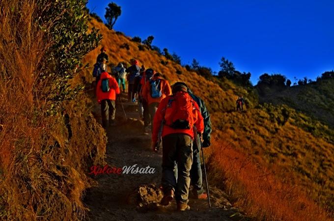Paket Pendakian Gunung Merbabu 2H1M