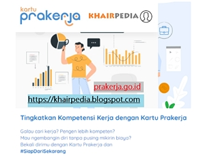 Tips Automatic Cara Daftar Pra Kerja Dan Kisi Kisi Soal Khairpedia الخير Khairpedia