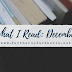 What I Read: December