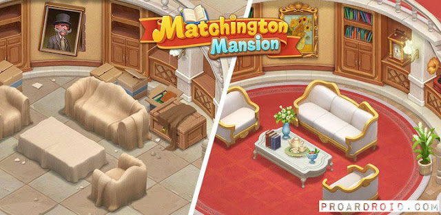 Matchington Mansion مهكرة