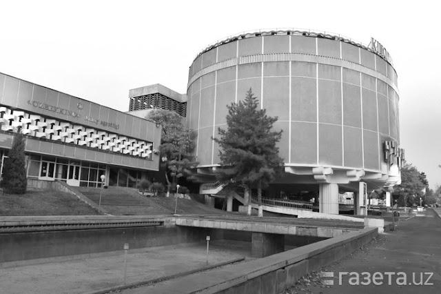 tashkent ilkhom theatre, mark weil founder tashkent ilkhom theatre, save ilkhom theatre tashkent uzbekistan