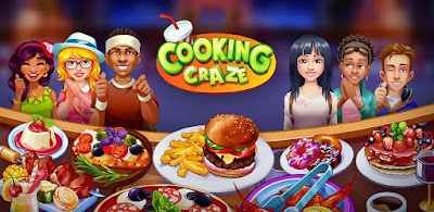 Cooking Craze (MOD, Unlimited Money) APK For Android