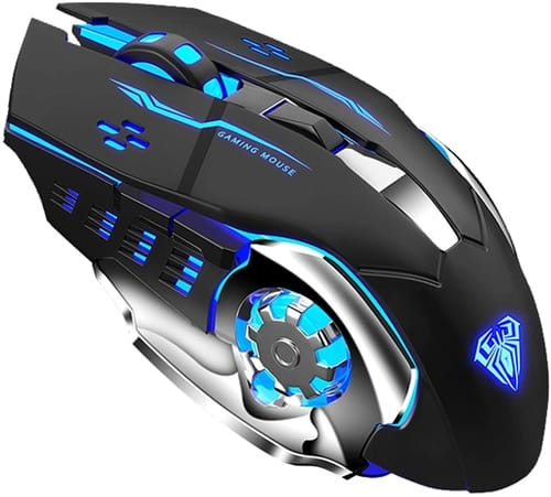 AULA SC100 PC Wireless Gaming Mouse