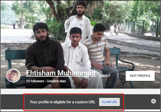 How-get-custom-URL-for-google+-profile
