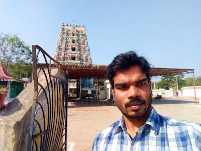 Venkateswara Temple Vykuntapuram Tenali