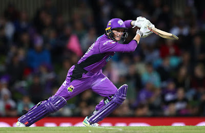 BBL 2019-20 HEA vs SIX 49th T20I Match