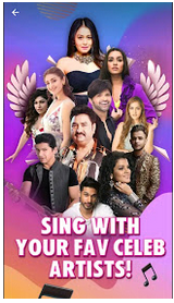 star make with singing application