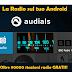 Audials Radio Player Recorder: la Radio Android con 90 mila stazioni da ascoltare in background e registrare