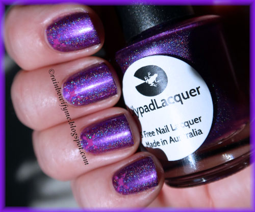 Lilypad Lacquer: Happy Holo-Ween