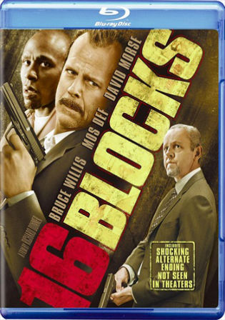 16 Blocks 2006 BluRay 300Mb Hindi English Dual Audio 480p Watch Online Full Movie Download bolly4u