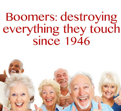Every Day Is Special: August 17 - Baby Boomers Recognition Day