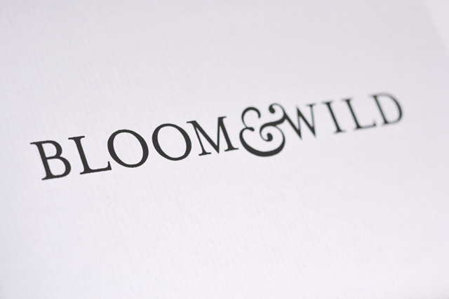 Bloom and Wild logo