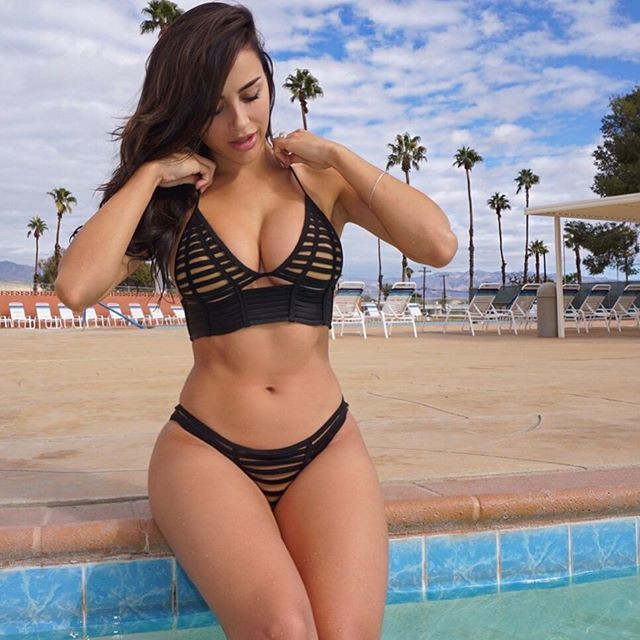 Ana Cheri Beautiful Body Fitness model 002
