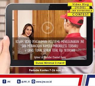 Lomba Video JNExperience Berhadiah Total Puluhan Juta Rupiah