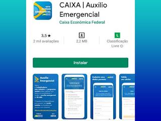 Caixa lança site e aplicativo