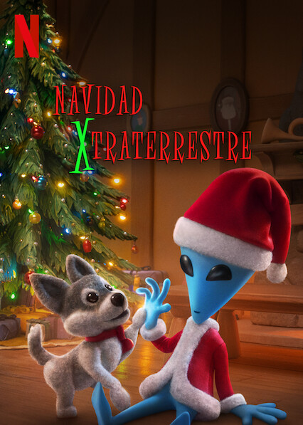 Alien Xmas (2020) NF WEB-DL 1080p Latino