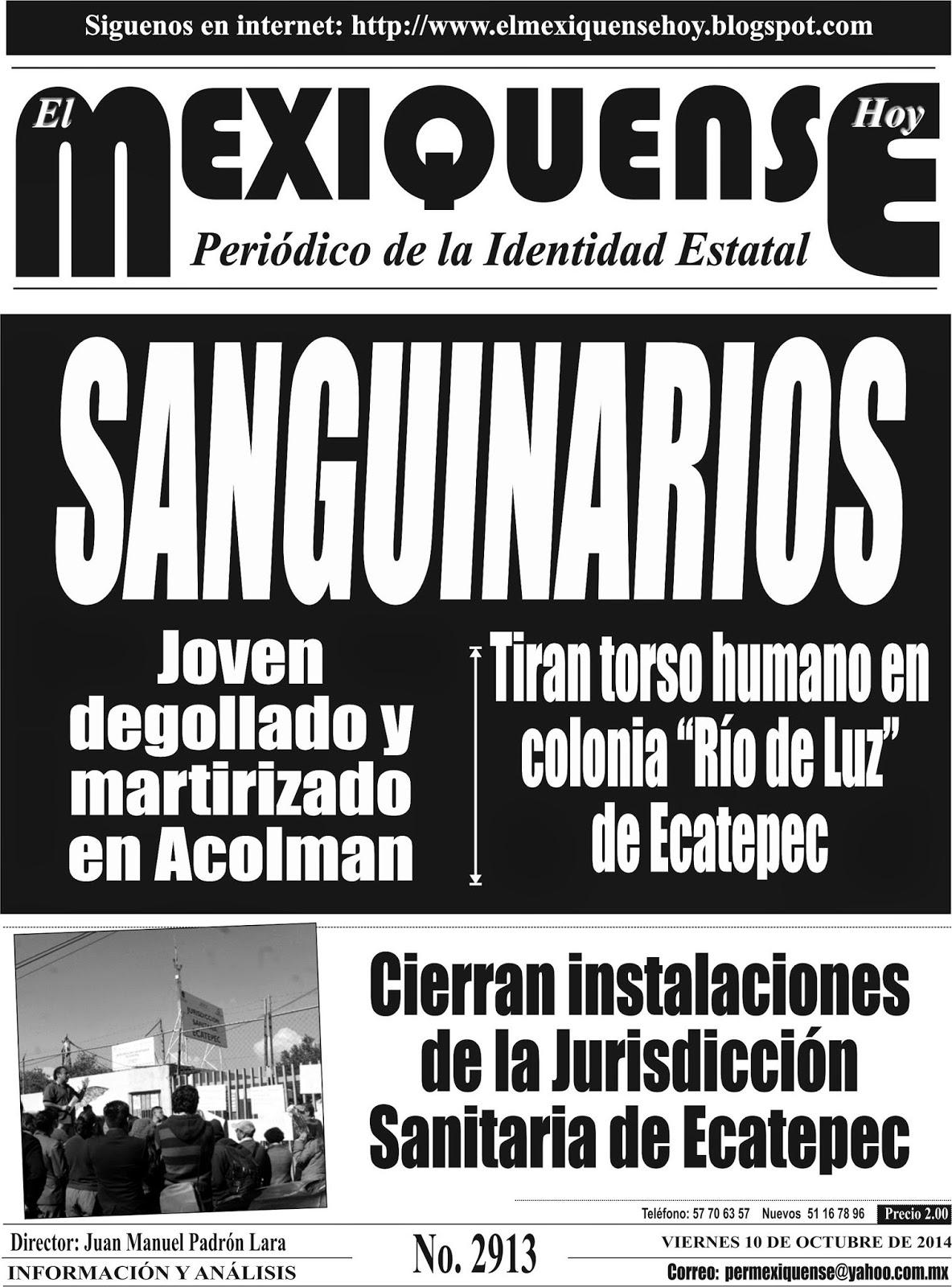 850ee2390d El mexiquense Hoy  10-oct-2014