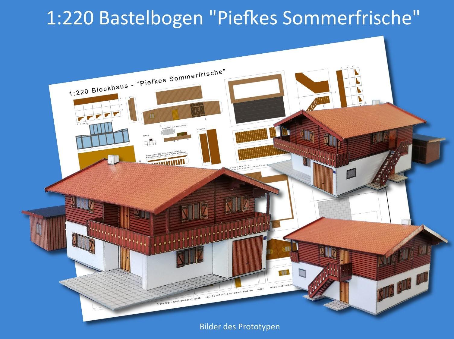 F Es B Modellbau Download Kartonmodelle Zum Ausdrucken Und Zusammenbauen