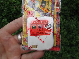 baterai hape Panasonic GD55 merk Valentine