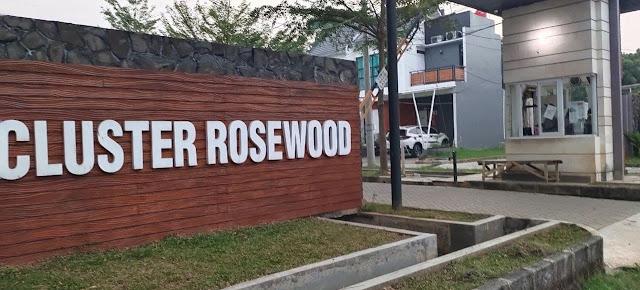 Rosewood East Cibubur Perumahan Syariah di Cileungsi Bogor