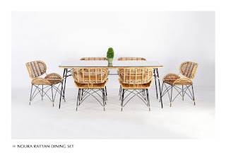 6 chair dining furniture rattan furniture wholesale, natural rattan furniture, furniture wicker