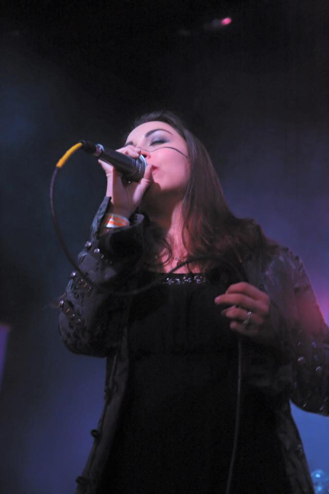 Ladies of Metal: Lisa D'Arcangelis (Novarium), Ladies of Metal, Lisa D'Arcangelis, Novarium