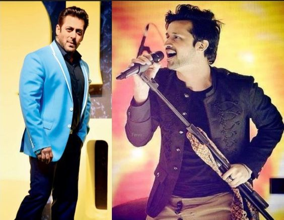 Pulwama: Manufacturers of notebooks help the martyrs, Salman will sing at the place of Atif, sing in the movie, Funny Pictures, Images, Text, Quotes