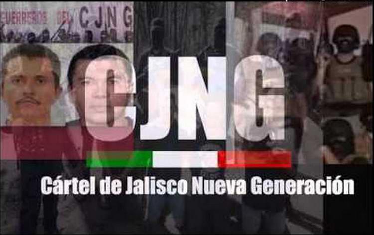 """""""El Mencho"""" y el Cártel Jalisco Nueva Generación es responsable de un tercio de las drogas que se venden en EEUU"""