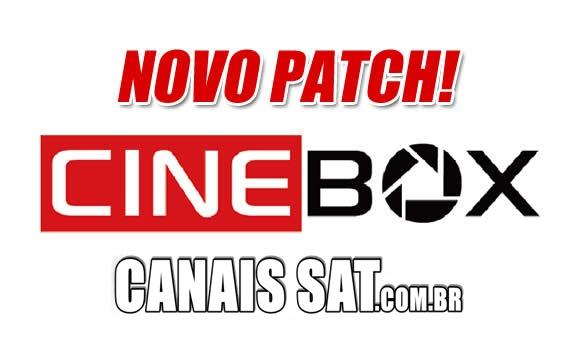 Cinebox Nova Atualização Patch Keys SKS 61w - 18/05/2020