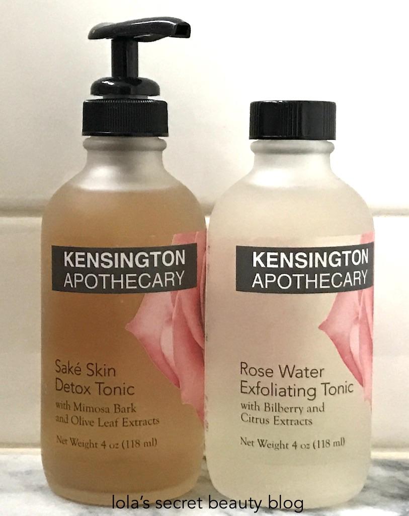 lola's secret beauty blog: Kensington Apothecary Skincare