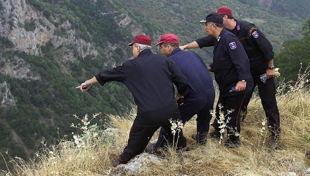 Έρευνες της πυροσβεστικής στο Ταύγετο για τον εντοπισμό τριών Γάλλων πεζοπόρων