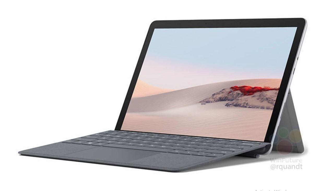 Surface Go 2: Leaked renders showcase