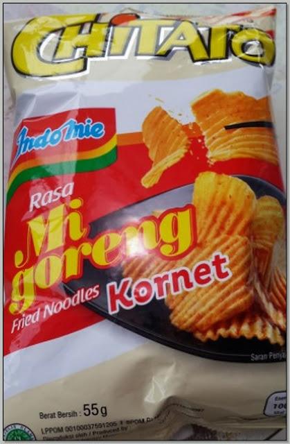 Kuliner Nusantara Kue – Pilihan Tepat Chitato Indomie Goreng