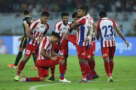 ATK FC vs BANGALURU FC semi- final 2 ( leg -1 )
