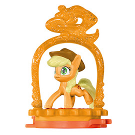 My Little Pony Happy Meal Toy Applejack Figure by McDonald's