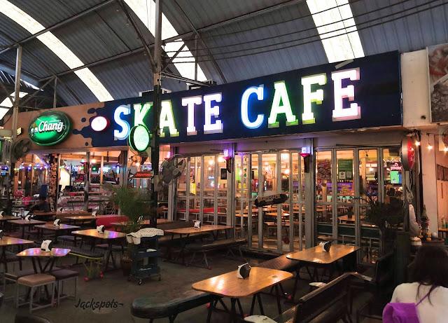 skate café bangkok