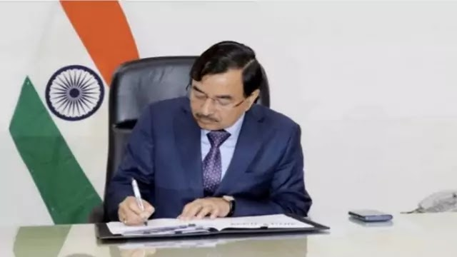 President Kovind appoints Sushil Chandra as 24th Chief Election Commissioner (CEC) of India