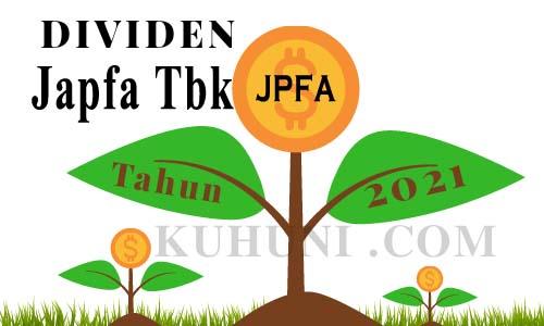 Dividen Japfa (JPFA) 2021