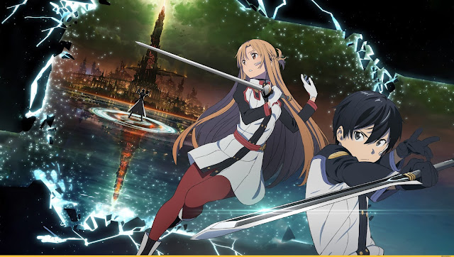 Sword Art Online Movie: Ordinal Scale : OST Ending&Insert Song