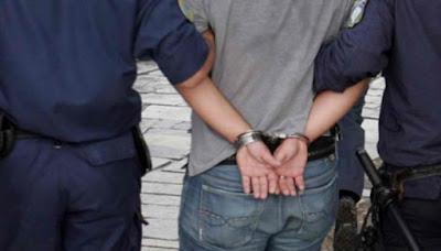 Σύλληψη ενός 19χρονου το βράδυ στην Ηγγουμενίτσα