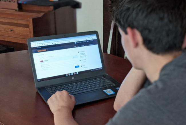Vista Academy online Spanish course