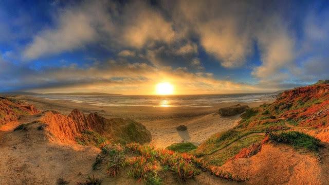 Obrigado meu Deus  pelo privilégio da vida  e pela alegria de um  novo amanhecer.  Bom Dia!