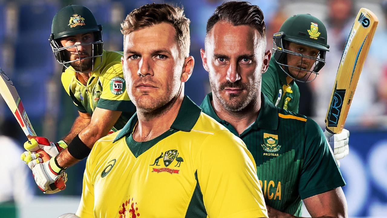 (AUS vs SA) Australia Vs South Africa Live Streaming, Live Score T20 World cup 2021